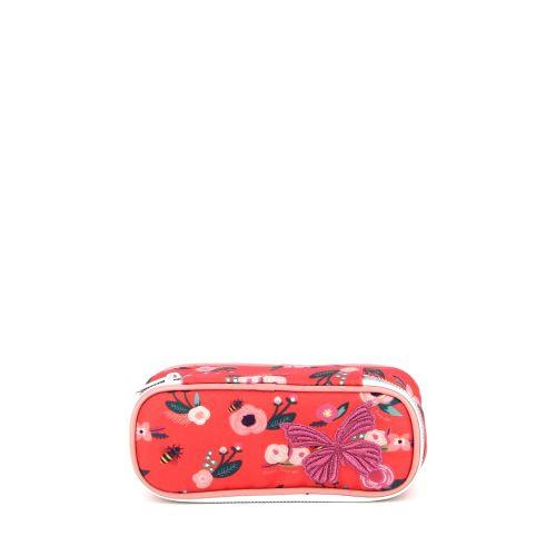 Jeune premier accessoires pennenzak rood 186940