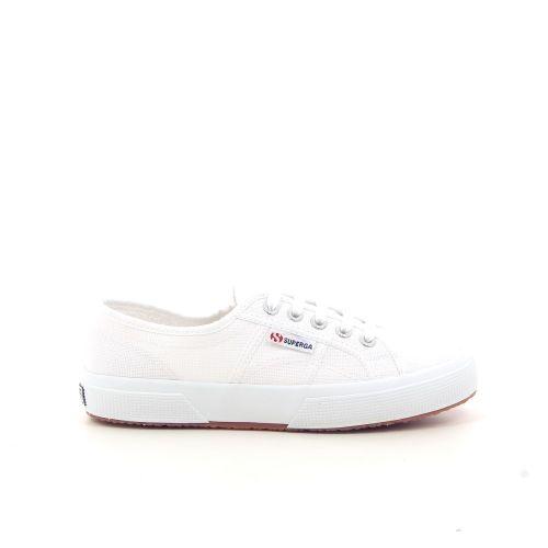 Superga damesschoenen sneaker wit 183925