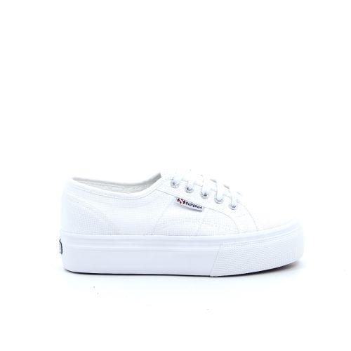 Superga damesschoenen sneaker wit 169232