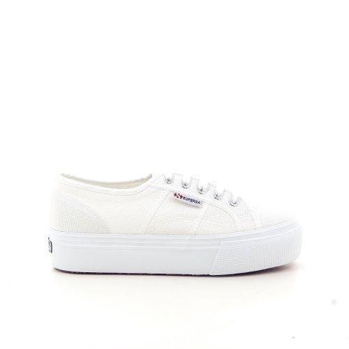 Superga damesschoenen sneaker wit 183927