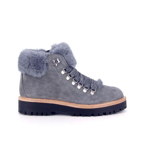 Fantasy damesschoenen boots grijs 188741