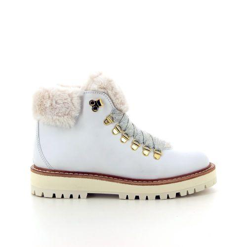 Fantasy damesschoenen boots beige 188741