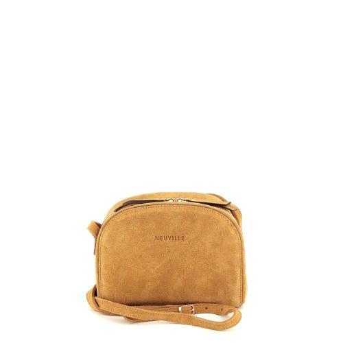 Neuville tassen handtas geel 194973