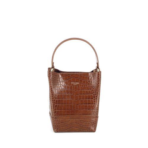 Sgamo tassen handtas cognac 197440