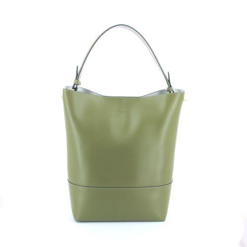 Sgamo tassen handtas groen 186694