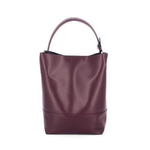 Sgamo tassen handtas rood 186694