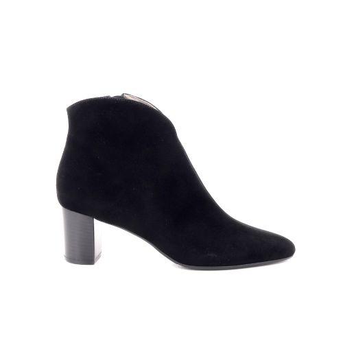 Alba teci  damesschoenen boots zwart 200188