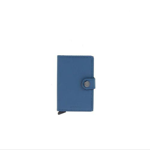 Secrid accessoires portefeuille blauw 180516