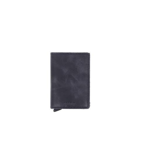 Secrid accessoires portefeuille zwart 180534