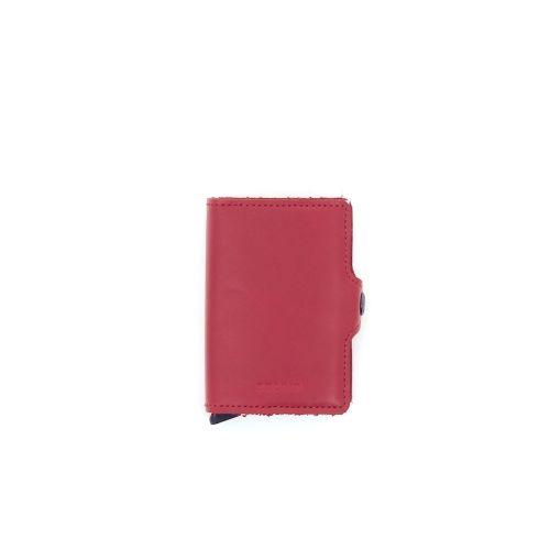 Secrid accessoires portefeuille rood 180541