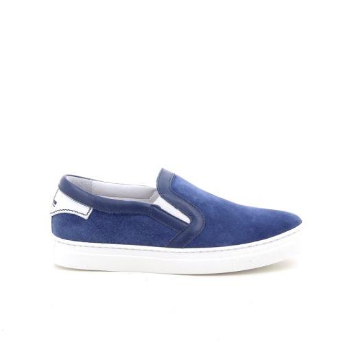 Red limit kinderschoenen sneaker kobaltblauw 168737