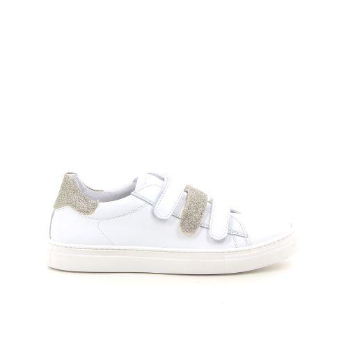 Fiorita  kinderschoenen sneaker wit 182288