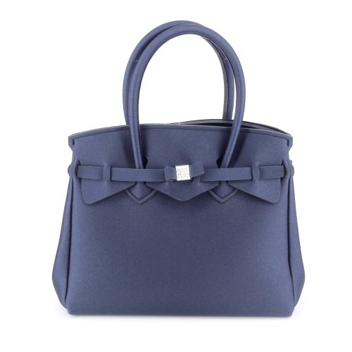 Save my bag  handtas donkerblauw 192930