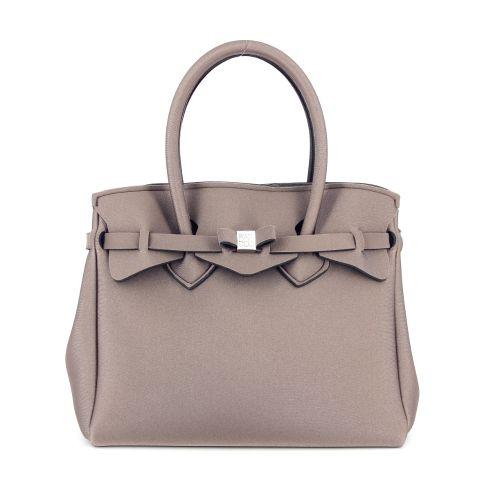 Save my bag tassen handtas taupe 182384