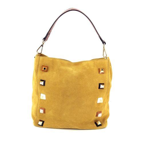 Bridas tassen handtas geel 183026