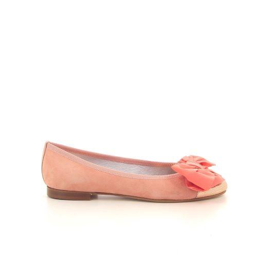 Paoli firenze damesschoenen ballerina poederrose 193267