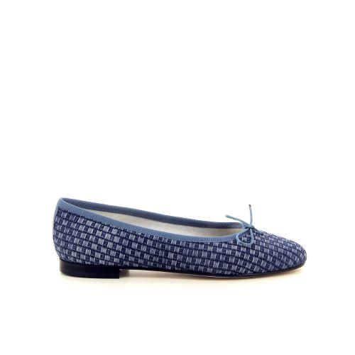 Paoli firenze damesschoenen ballerina jeansblauw 183021