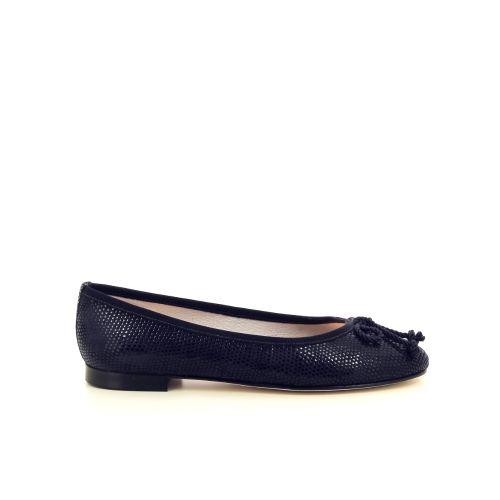 Paoli firenze damesschoenen ballerina zwart 193268