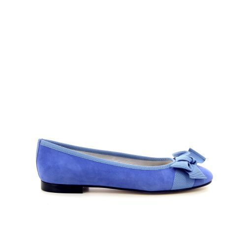 Paoli firenze damesschoenen ballerina hemelsblauw 183027