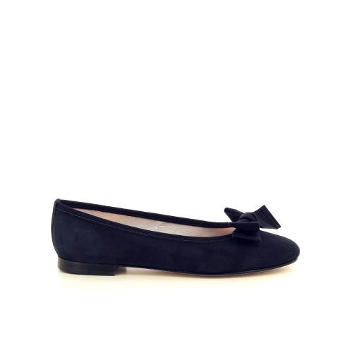 Paoli firenze damesschoenen ballerina zwart 193278
