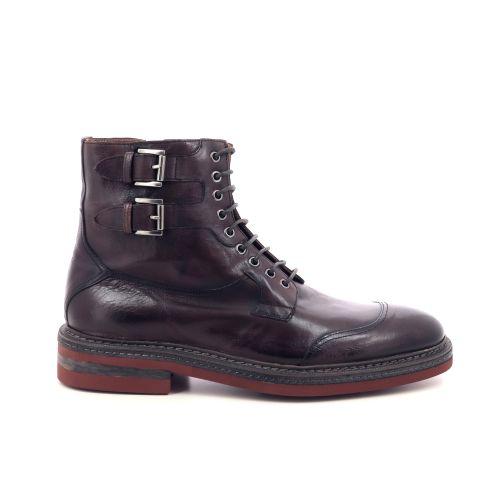 Calce herenschoenen boots d.bruin 199331