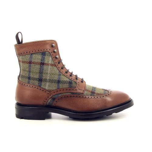 Carlos santos herenschoenen boots cognac 188633