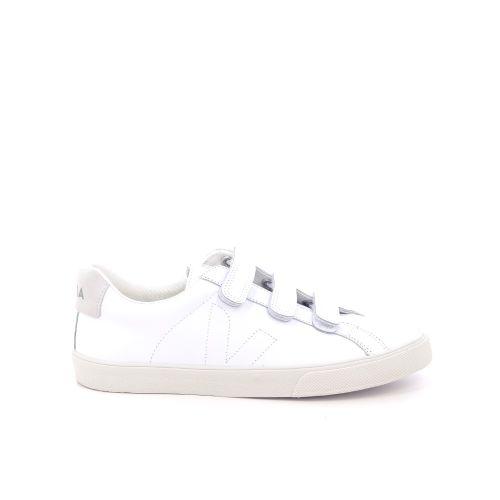 Veja damesschoenen sneaker wit 198250
