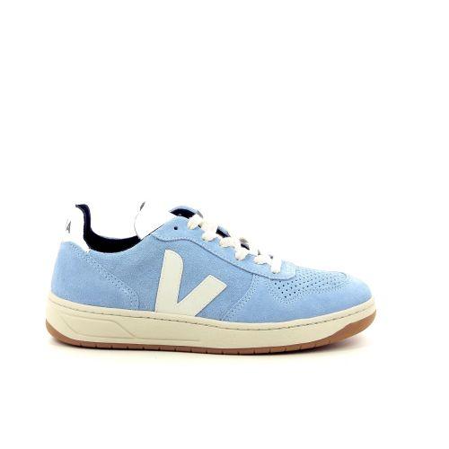 Veja herenschoenen sneaker blauw 187379