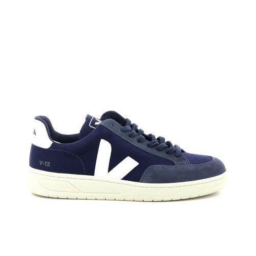 Veja kinderschoenen sneaker blauw 192307