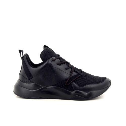 Arkk  damesschoenen sneaker zwart 190769