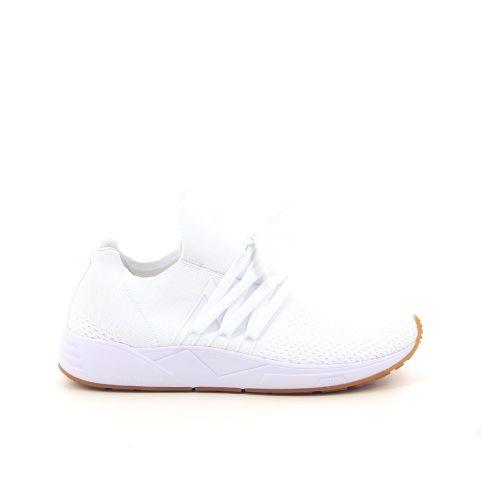 Arkk  damesschoenen sneaker wit 186491