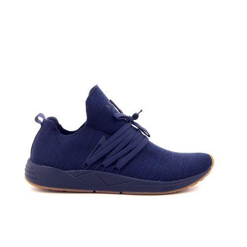 Arkk  damesschoenen sneaker blauw 186491
