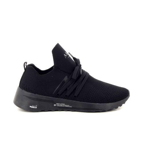Arkk   sneaker zwart 195891