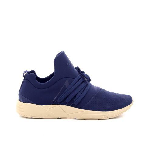 Arkk  herenschoenen sneaker blauw 186501
