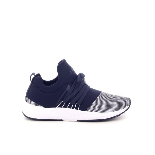 Arkk  herenschoenen sneaker blauw 201698