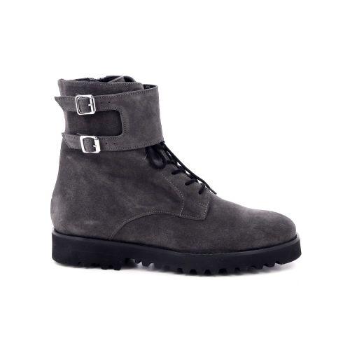 Pascucci damesschoenen boots grijs 198586