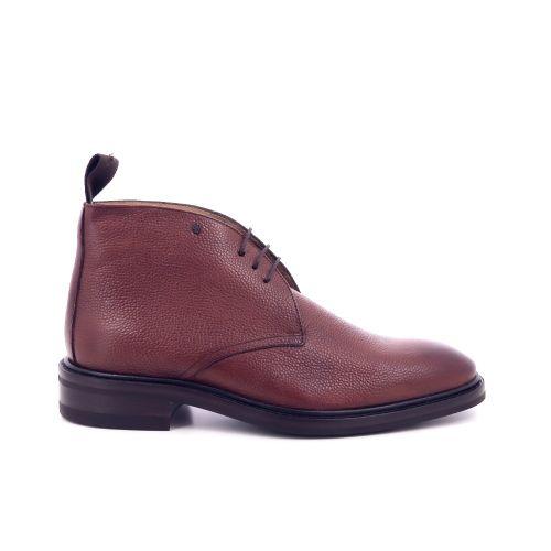Van bommel  boots cognac 199957