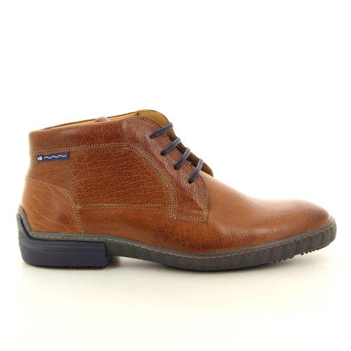 Van bommel herenschoenen boots bruin 12630