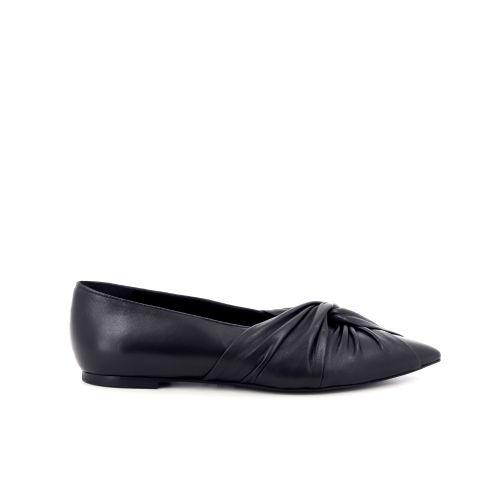Christian wijnants damesschoenen ballerina zwart 200985
