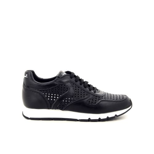 Voile blanche  sneaker zwart 195097
