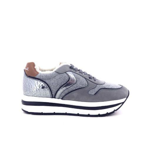 Voile blanche damesschoenen sneaker grijs 199178