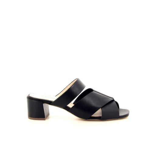 Morobe damesschoenen sleffer zwart 192708
