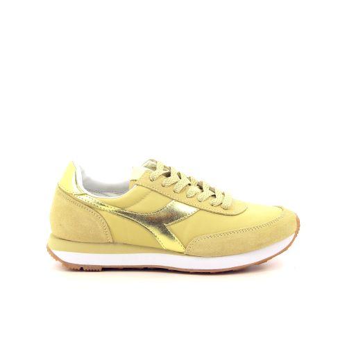 Diadora damesschoenen sneaker geel 193687