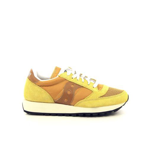 Saucony damesschoenen sneaker geel 194351