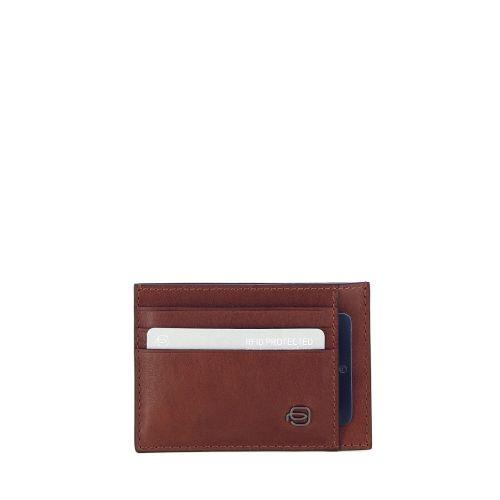 Piquadro accessoires portefeuille cognac 195665