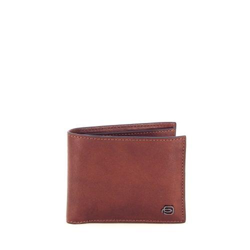 Piquadro accessoires portefeuille cognac 195672