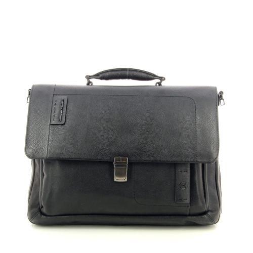 Piquadro tassen aktetas zwart 195684