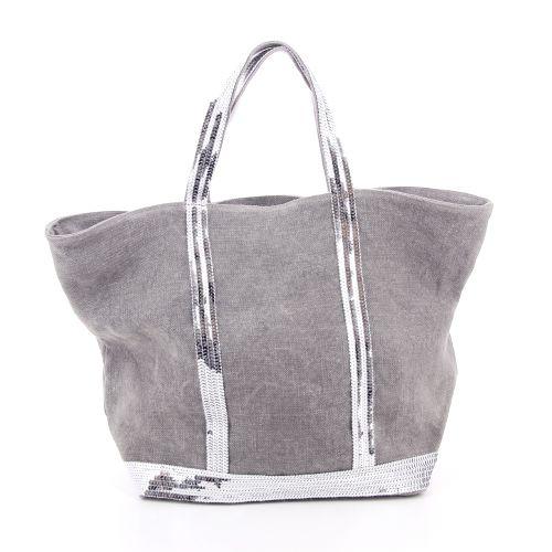 Vanessa bruno tassen handtas grijs 196501