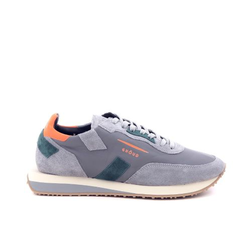 Ghoud herenschoenen sneaker grijs 199726