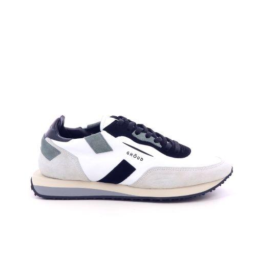 Ghoud herenschoenen sneaker wit 199726